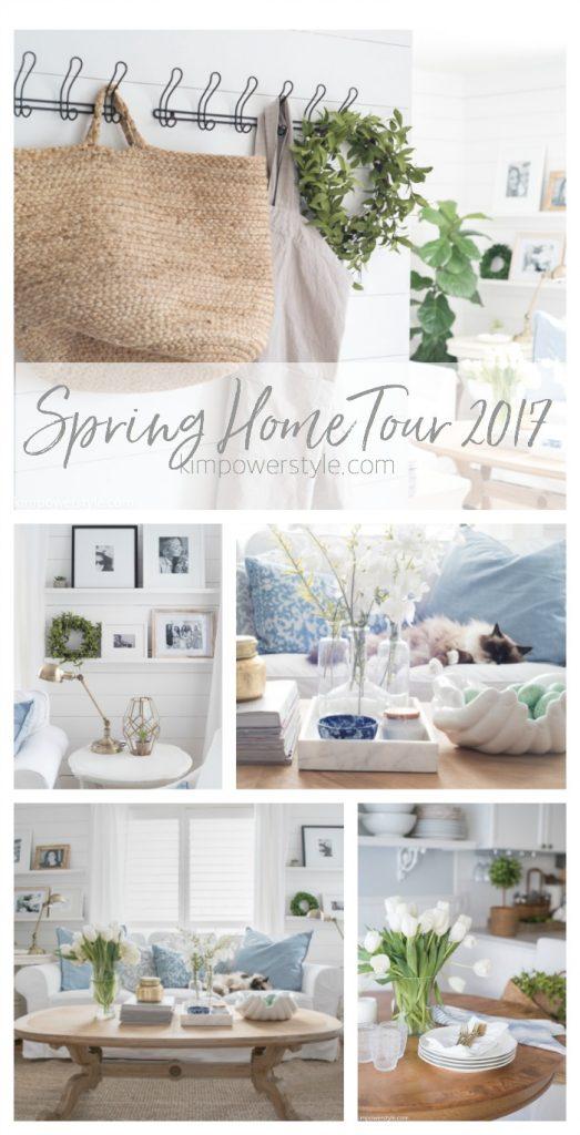 Spring Home Tour 2017