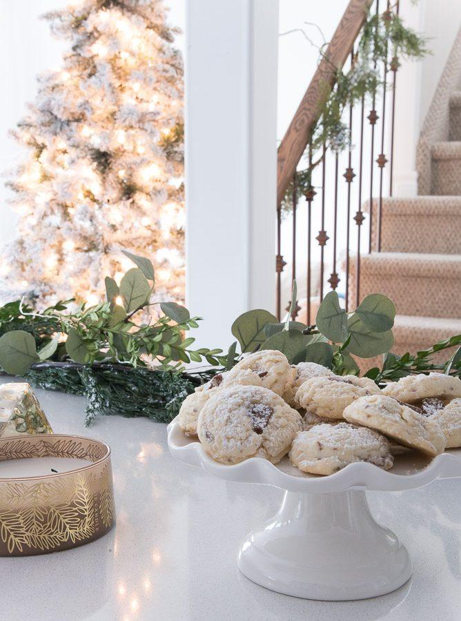 Swiss Mountain Shortbread Cookies